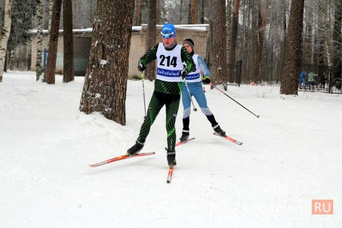 В Кинешме лыжники соревновались на призы Союза десантников фото 31
