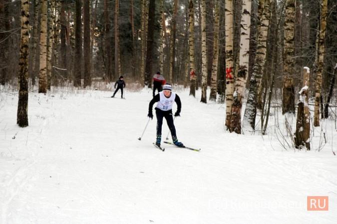 В Кинешме лыжники соревновались на призы Союза десантников фото 22