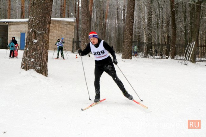 В Кинешме лыжники соревновались на призы Союза десантников фото 30