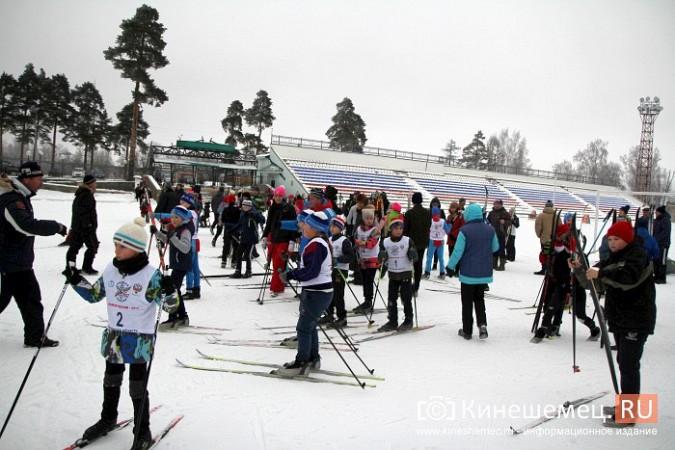 В Кинешме лыжники соревновались на призы Союза десантников фото 7