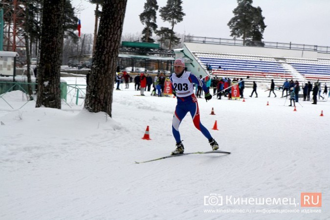 В Кинешме лыжники соревновались на призы Союза десантников фото 38