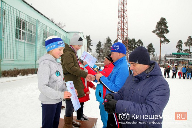 В Кинешме лыжники соревновались на призы Союза десантников фото 3
