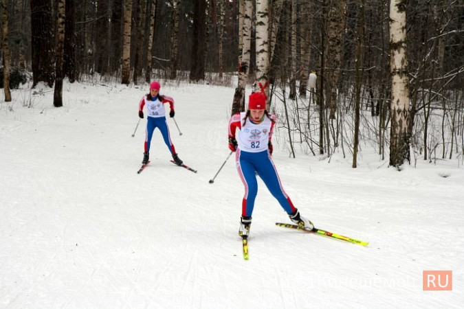 В Кинешме лыжники соревновались на призы Союза десантников фото 23