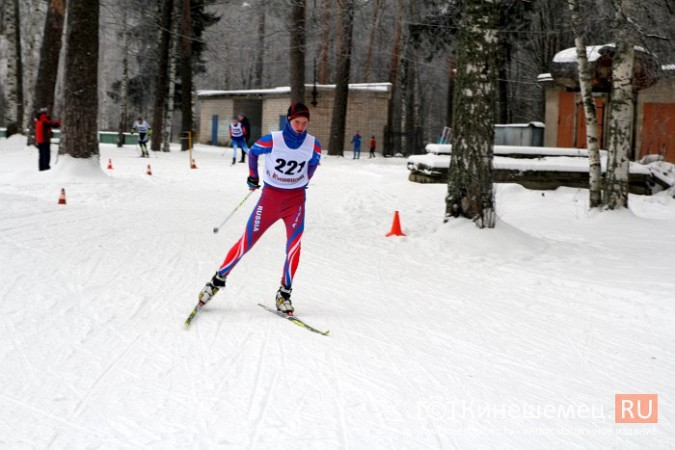 В Кинешме лыжники соревновались на призы Союза десантников фото 29