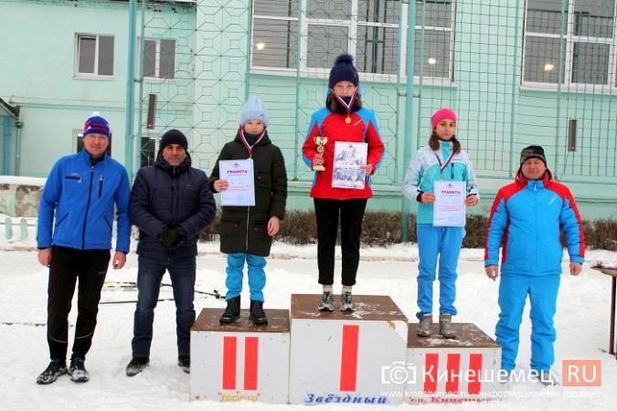 В Кинешме лыжники соревновались на призы Союза десантников фото 17