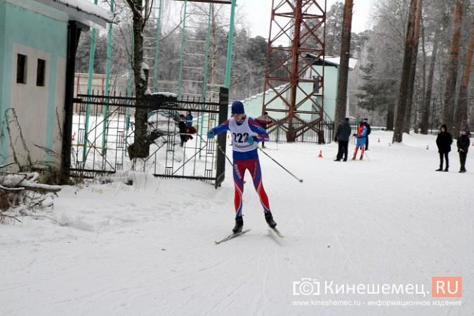 В Кинешме лыжники соревновались на призы Союза десантников фото 28