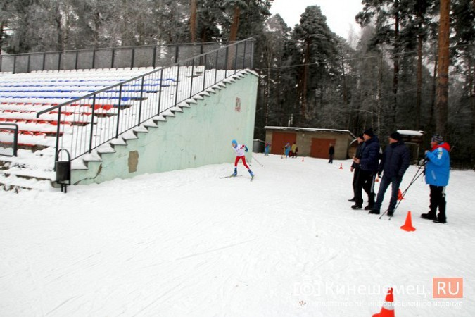 В Кинешме лыжники соревновались на призы Союза десантников фото 14