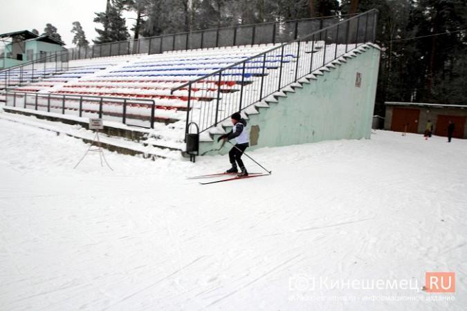 В Кинешме лыжники соревновались на призы Союза десантников фото 13