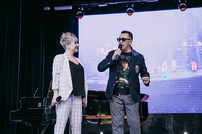 Кинешемка спела в прямом эфире на Первом канале с Красной площади фото 5