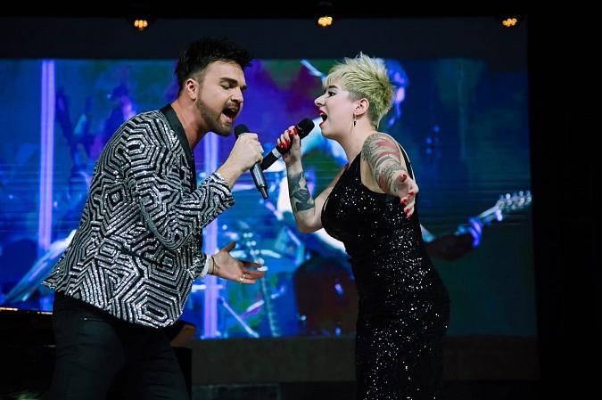 Кинешемка спела в прямом эфире на Первом канале с Красной площади фото 6