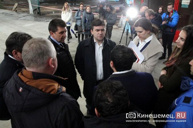 Губернатор в Кинешме: «КейЭйСи», турецкое производство, совет директоров и Нардом фото 12