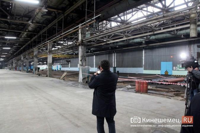 Губернатор в Кинешме: «КейЭйСи», турецкое производство, совет директоров и Нардом фото 11