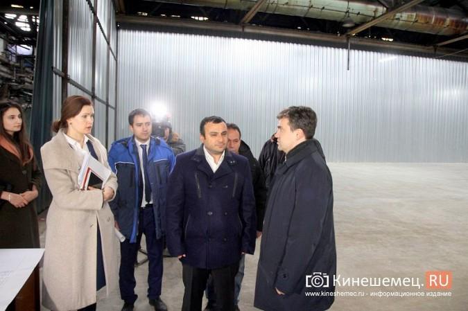 Губернатор в Кинешме: «КейЭйСи», турецкое производство, совет директоров и Нардом фото 10