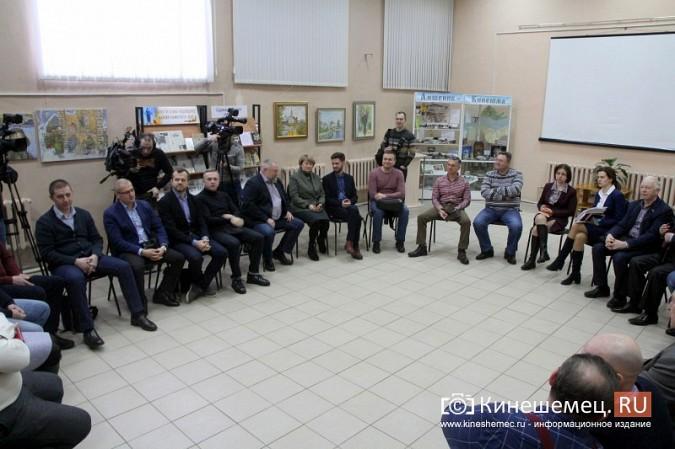 Губернатор в Кинешме: «КейЭйСи», турецкое производство, совет директоров и Нардом фото 15