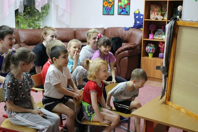 В Кинешемском реабилитационном центре развивают театр теней фото 2