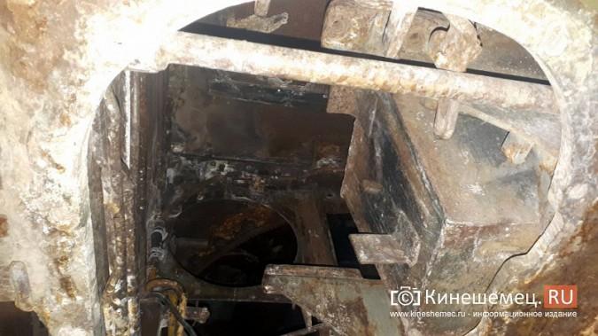 Танкисты Кинешмы просят заварить отверстие в днище Т-55 в парке фото 3