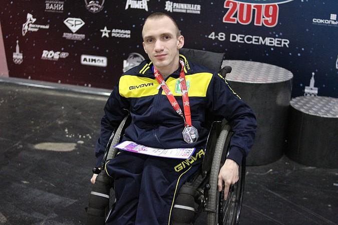 В Кинешме пожар уничтожил все имущество паралимпийца - рекордсмена мира Евгения Корнилова фото 2