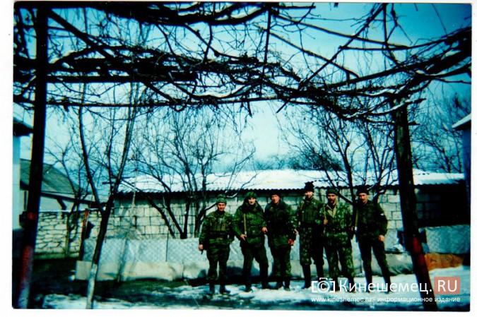 20 лет назад кинешемский огнеметный батальон вошел в Чечню фото 12