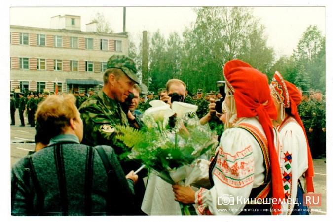 20 лет назад кинешемский огнеметный батальон вошел в Чечню фото 15