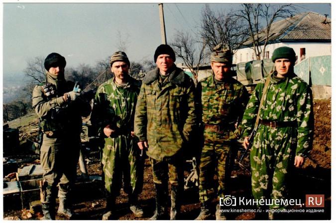 20 лет назад кинешемский огнеметный батальон вошел в Чечню фото 3