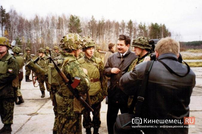 20 лет назад кинешемский огнеметный батальон вошел в Чечню фото 6