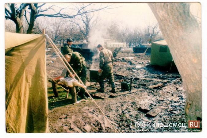 20 лет назад кинешемский огнеметный батальон вошел в Чечню фото 8