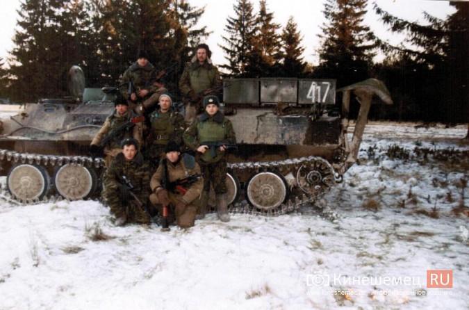 20 лет назад кинешемский огнеметный батальон вошел в Чечню фото 5
