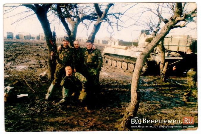 20 лет назад кинешемский огнеметный батальон вошел в Чечню фото 10