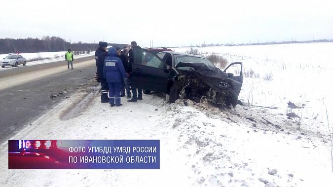 Водитель «Мазды» устроил массовое ДТП с пострадавшими на дороге «Иваново-Кинешма» фото 4