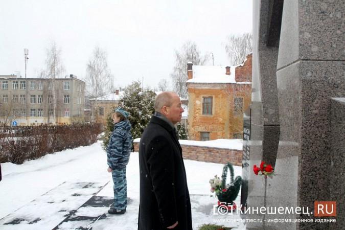 В Кинешме отметили 31-годовщину вывода советских войск из Афганистана фото 22