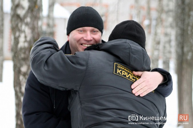 Кинешемские огнеметчики на развалинах химбригады вспомнили Чечню фото 7