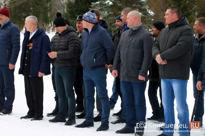 Кинешемские огнеметчики на развалинах химбригады вспомнили Чечню фото 43