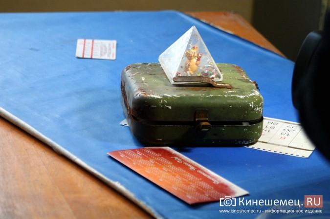 Кинешемские огнеметчики на развалинах химбригады вспомнили Чечню фото 66