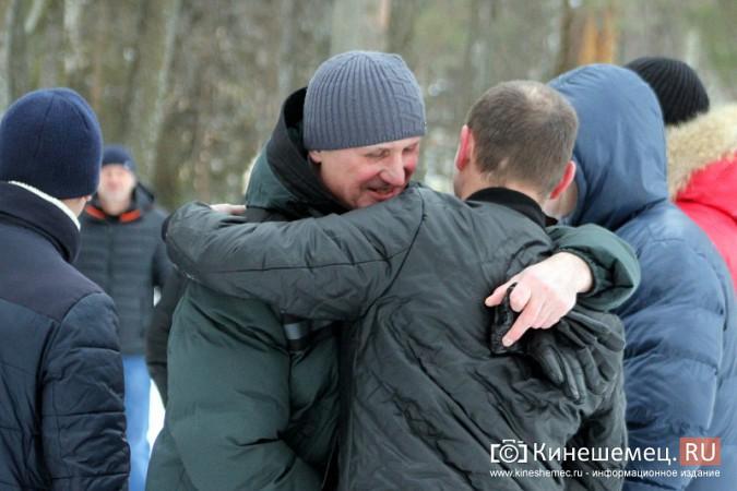 Кинешемские огнеметчики на развалинах химбригады вспомнили Чечню фото 30