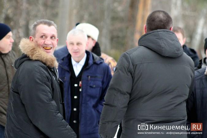 Кинешемские огнеметчики на развалинах химбригады вспомнили Чечню фото 19