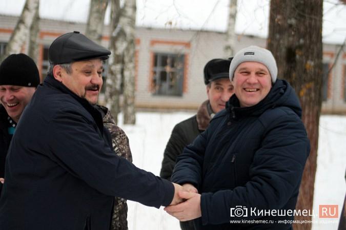 Кинешемские огнеметчики на развалинах химбригады вспомнили Чечню фото 23