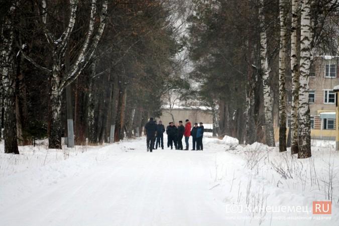 Кинешемские огнеметчики на развалинах химбригады вспомнили Чечню фото 2