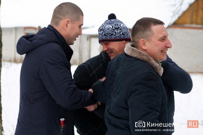 Кинешемские огнеметчики на развалинах химбригады вспомнили Чечню фото 39
