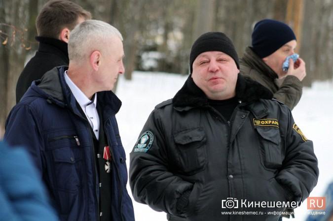 Кинешемские огнеметчики на развалинах химбригады вспомнили Чечню фото 5