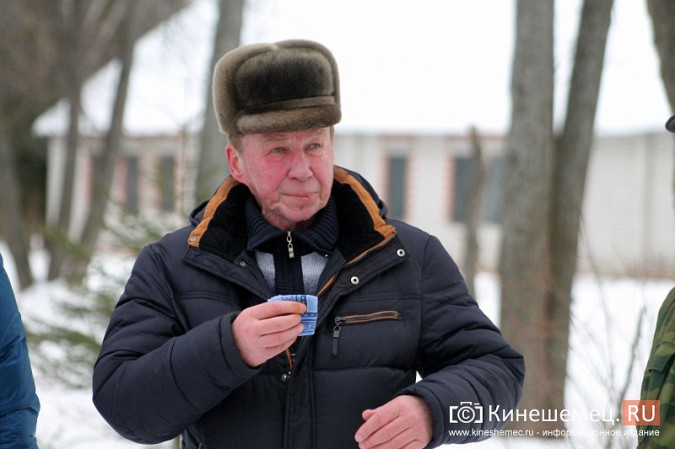 Кинешемские огнеметчики на развалинах химбригады вспомнили Чечню фото 8