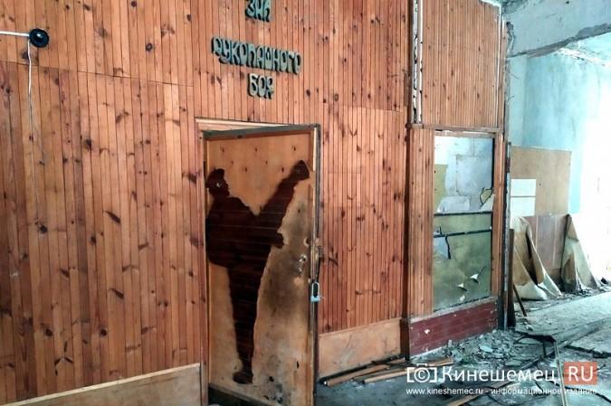 Кинешемские огнеметчики на развалинах химбригады вспомнили Чечню фото 52
