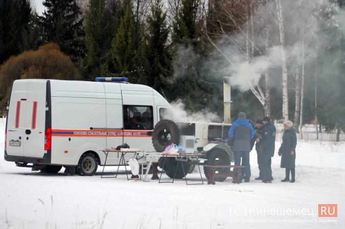 Кинешемские огнеметчики на развалинах химбригады вспомнили Чечню фото 3