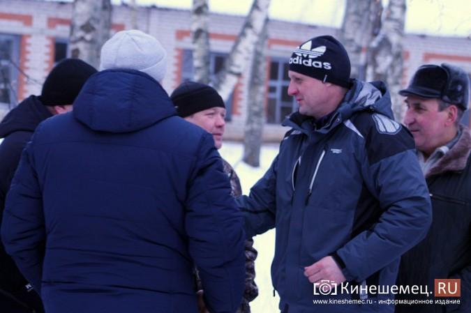 Кинешемские огнеметчики на развалинах химбригады вспомнили Чечню фото 32