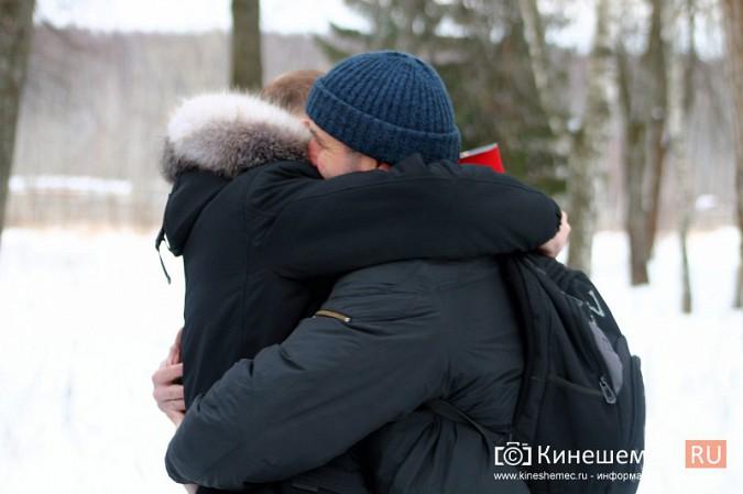 Кинешемские огнеметчики на развалинах химбригады вспомнили Чечню фото 40