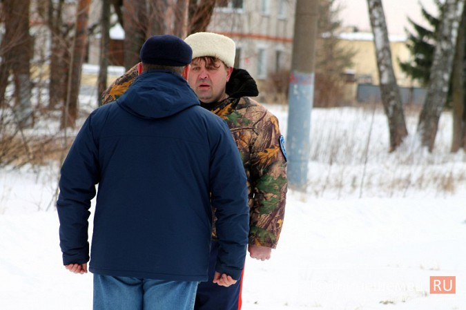 Кинешемские огнеметчики на развалинах химбригады вспомнили Чечню фото 46