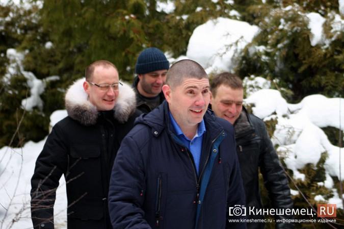 Кинешемские огнеметчики на развалинах химбригады вспомнили Чечню фото 50