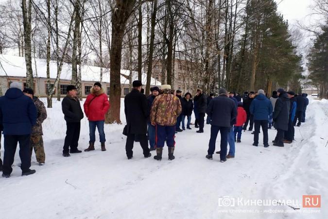 Кинешемские огнеметчики на развалинах химбригады вспомнили Чечню фото 35