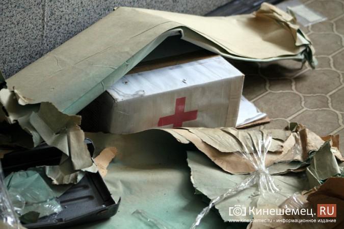 Кинешемские огнеметчики на развалинах химбригады вспомнили Чечню фото 64