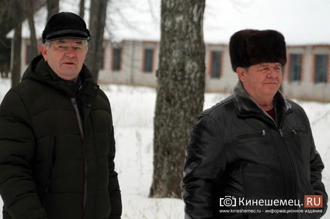 Кинешемские огнеметчики на развалинах химбригады вспомнили Чечню фото 25