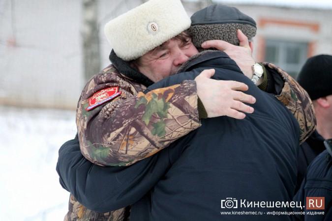 Кинешемские огнеметчики на развалинах химбригады вспомнили Чечню фото 27